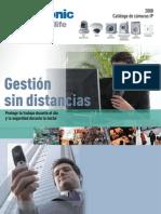 Cámaras IP 2008-SP-LR