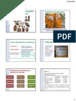 Métodos de Conservacion de Alimentos