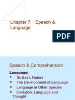 Speech & Languageqwdqd