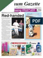 Platinum Gazette 20 March 2015