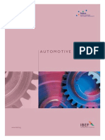 Automotive Sectoral Report