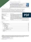 Challenges in Biobutanol Production