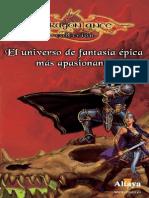 Orden Lectura Libros Dragonlance