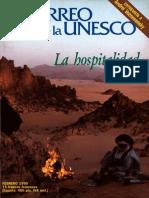 La Hospitalidad - Documento Unesco 1990