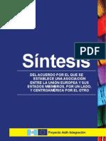 Sintesis del AdA entre la UE y Centroamérica