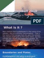 eyjafjallajokull presentation-danielle soto