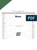 NCAA tournament bracket 2015