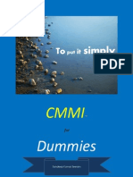 CMMI for Dummies