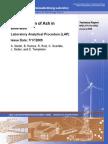 42622-Determination of Ash in Biomass
