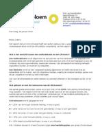 Veranderingen Rapporten OBS de Zonnebloem