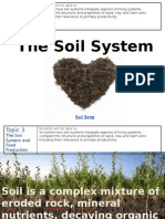 topic 3 soil