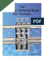 Trumpet Technical Studies - Michael Droste
