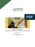 LIMITES imaginarios- literatura comparada y teoría de la percepción