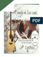 Cantoral El Pueblo de Dios Canta