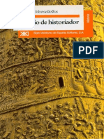 Moradiellos-El Oficio de Historiador