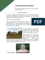 Zonas Arqueológicas de Tabasco (1)