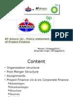 BP Amoco (A) & (B)