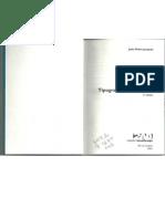 Livro digitalizado tipografia