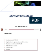 Dispensa MatLab 1