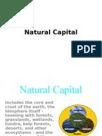 topic 3 natural capital