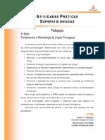 ATPS Fudamentos e Metodologia de Lingua Portuguesa
