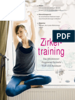 Circuit Training -  Zirkeltraining