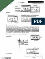 Informe de Opinión Consultiva 2-2014-2015-CCR/CR, mediante Oficio-160-2014