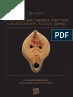 J. Vučić - Ranokršćanske glinene svjetiljke u Arheološkom muzeju u Zadar