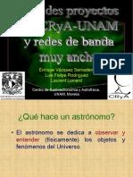 Astronomia_redes Banda Muy Ancha