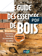 Le Guide Des Essences de Bois - Eyrolles