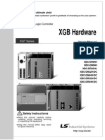 XGB HARDWARE USERS MANUAL