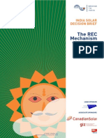 Bridge to India_india Solar Decision Brief_the Rec Mechanism