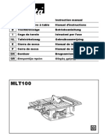 Manual MLT100