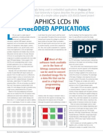 Embedded Graphics Article
