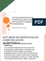 Ley de Servicios Audiovisuales y Participación Ciudadana