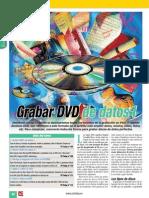 Curso Grabar DVD de Datos