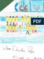 KCC by Shayne Elwell's 3rd grade class