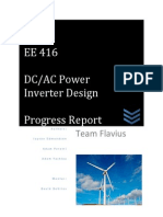 Flavius Progress Report