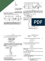 15_12 Calculating KB, BM and Metacentric Diagrams