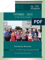 vit Information Brochure