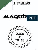 Maquinas Calculos de Taller a.L.casillas 15,7 Mb