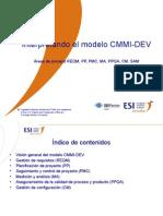 Formación Cmmi-Dev l2