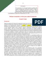 Arango (2000) Teorías Em Espanhol - Prof. Brasilmar 4-03