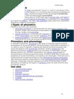 Phonetics Ddd