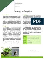 ENEGAL Energías Renovables Para Galápagos
