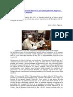 El Vaticano Publica Artículo Afirmando Que La Evangelización Llegó Hasta América Antes de La Conquista