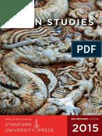 2015 Asian Studies