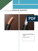 Conductoare Cupru vs Conductoare Aluminiu