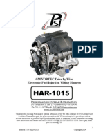 HAR-1015 VORTEC DBW Harness Instructions 5