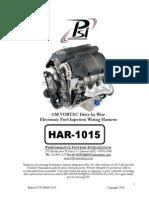 HAR-1015 VORTEC DBW Harness Instructions 5